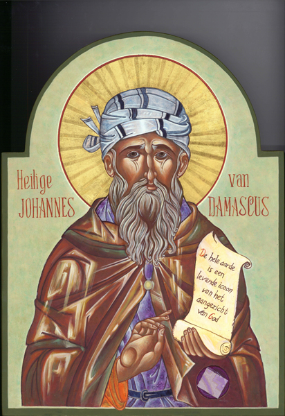 Johannes van Damascus