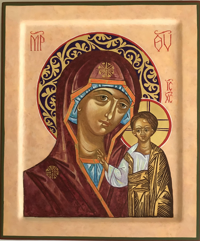 Moeder Gods Hodegetria